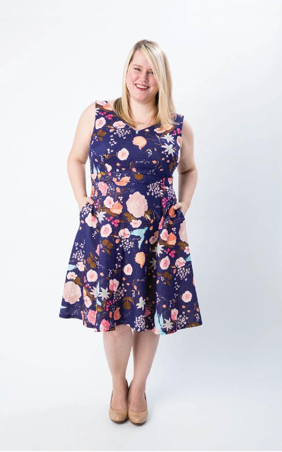 Upton Dress - Cashmerette