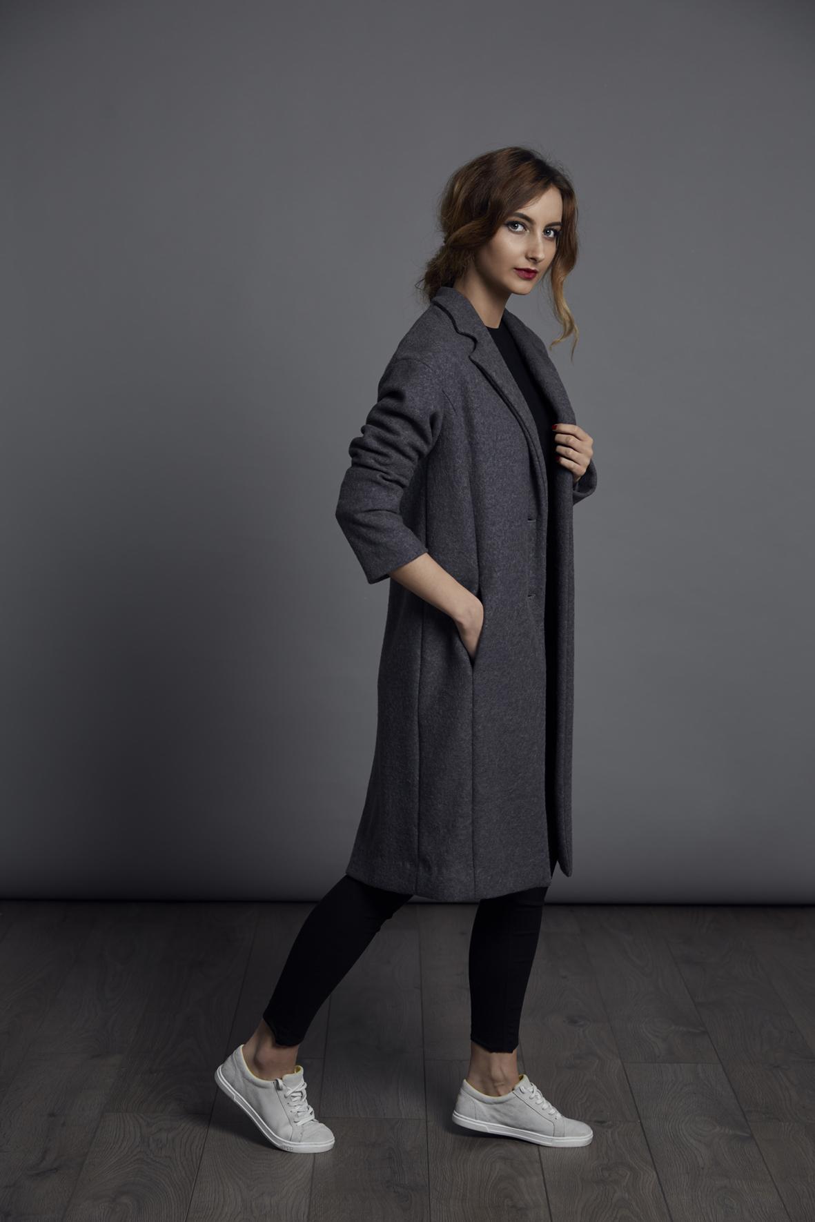 The Coat from The Avid Seamstress