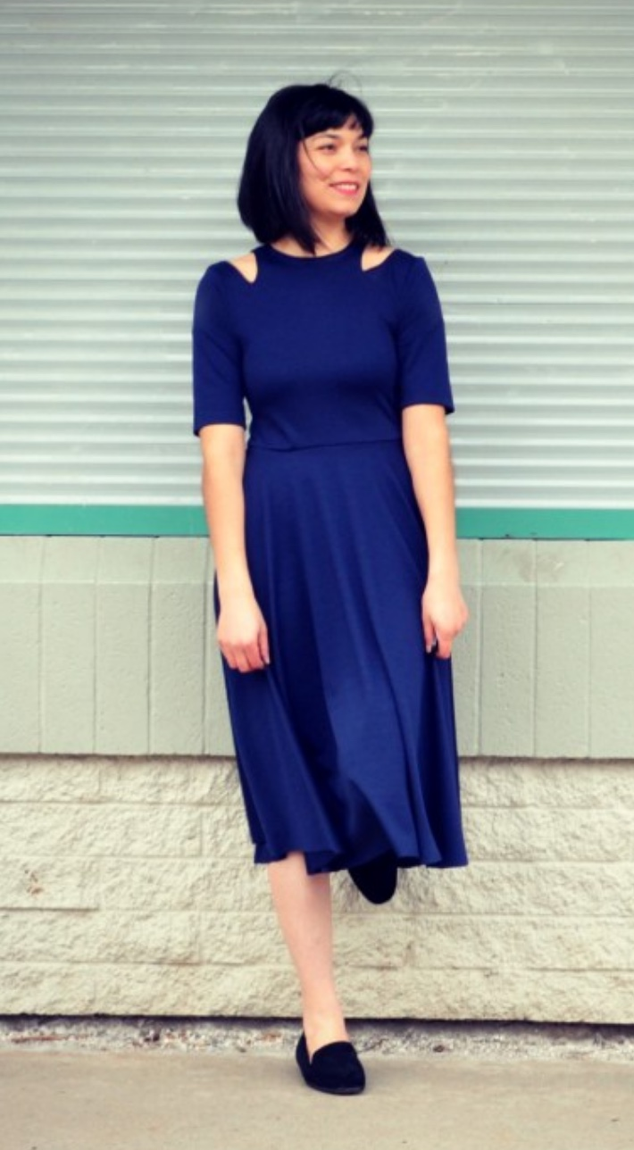 Wendy dress - DG Patterns
