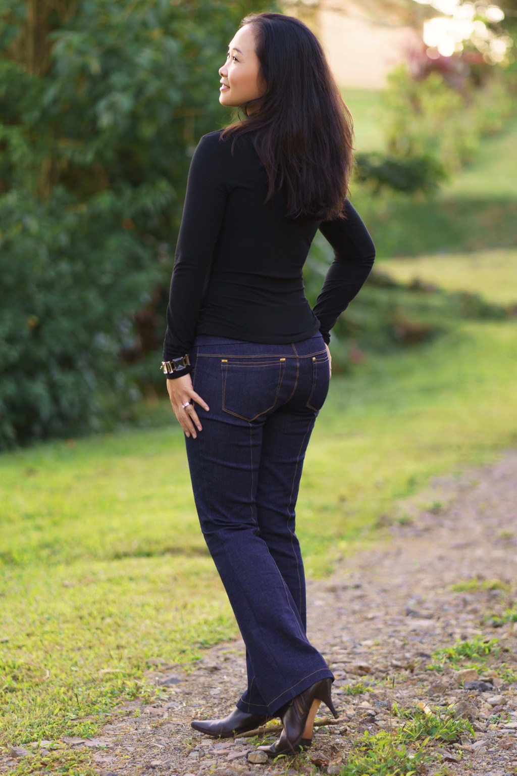 Mountain-View-Pull-on-Jeans by Itch to Stitch