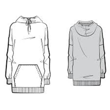 mysig -sweatshirt - kommatta patterns