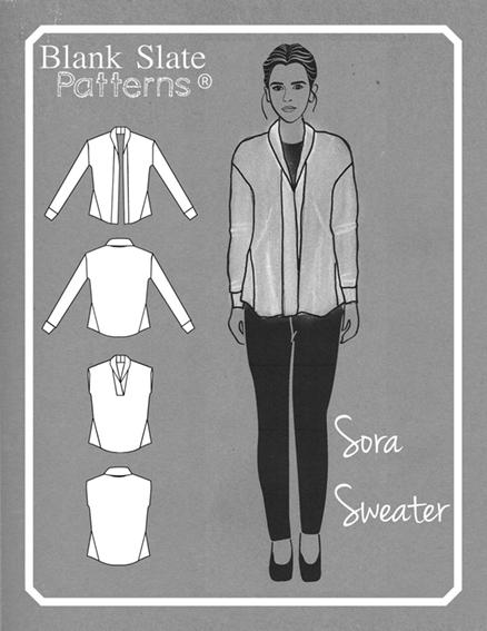 sora sweater - blank slate patterns