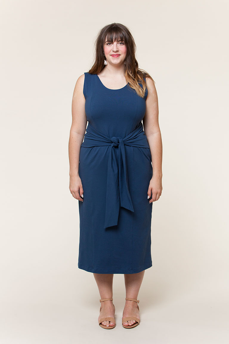 Lane Dress – Seamwork