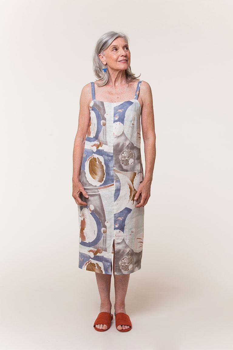 Ariel Dress from Seamwork