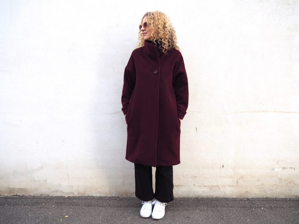 Soho Coat from Tessuti
