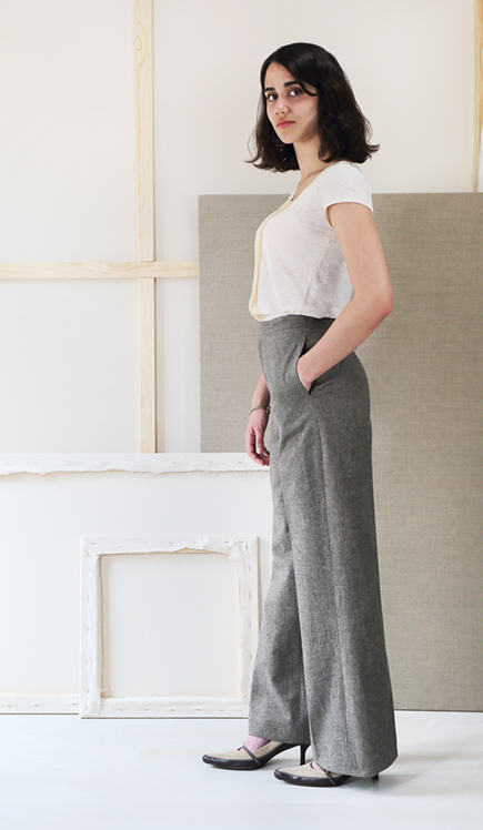 Hollywood Trousers from Liesl + Co