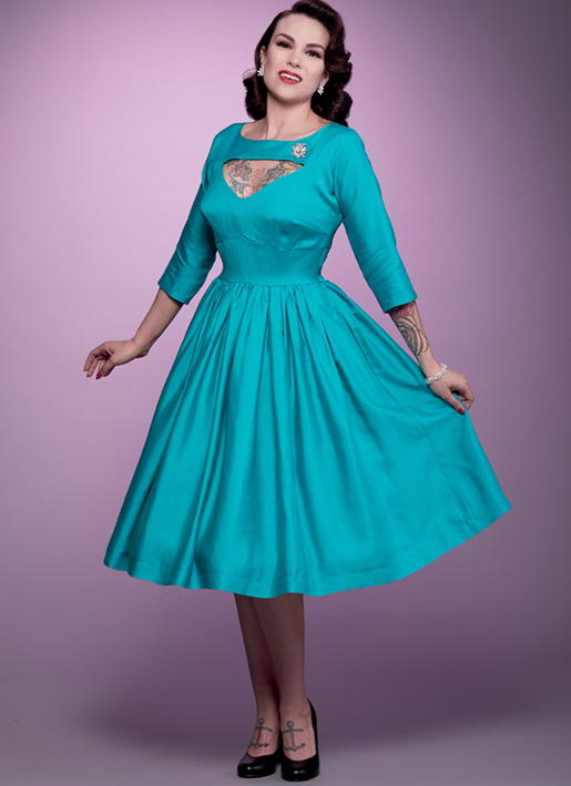 Butterick 6590 by Gertie