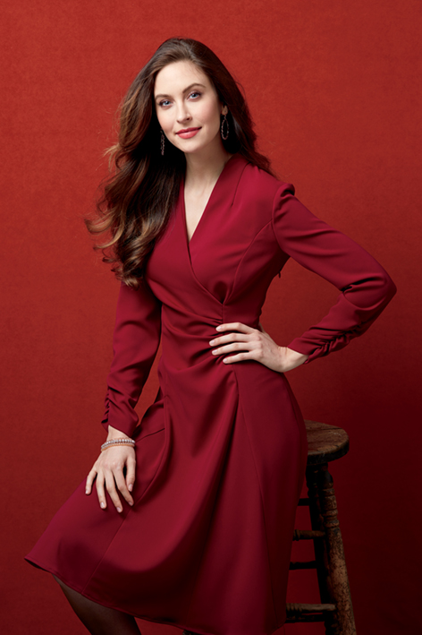 Butterick 6589 by Lisette