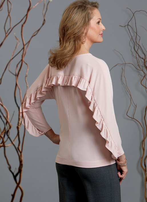 Butterick 6591 tops