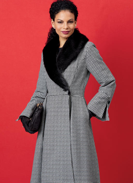 Butterick 6603 double-breasted coats
