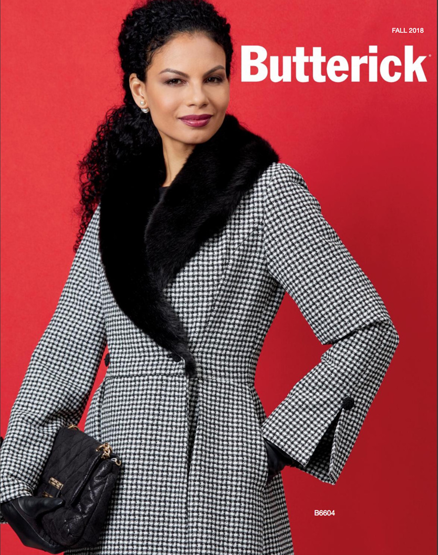 Butterick catalogue - Fall 2018