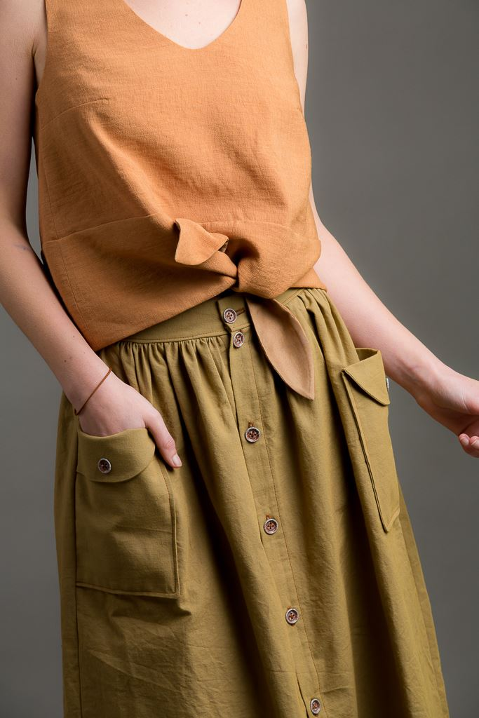 Justine Skirt from Ready to Sew