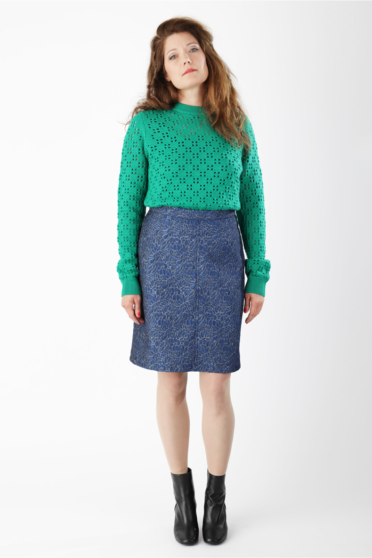 Margo Skirt by Schnittchen Patterns
