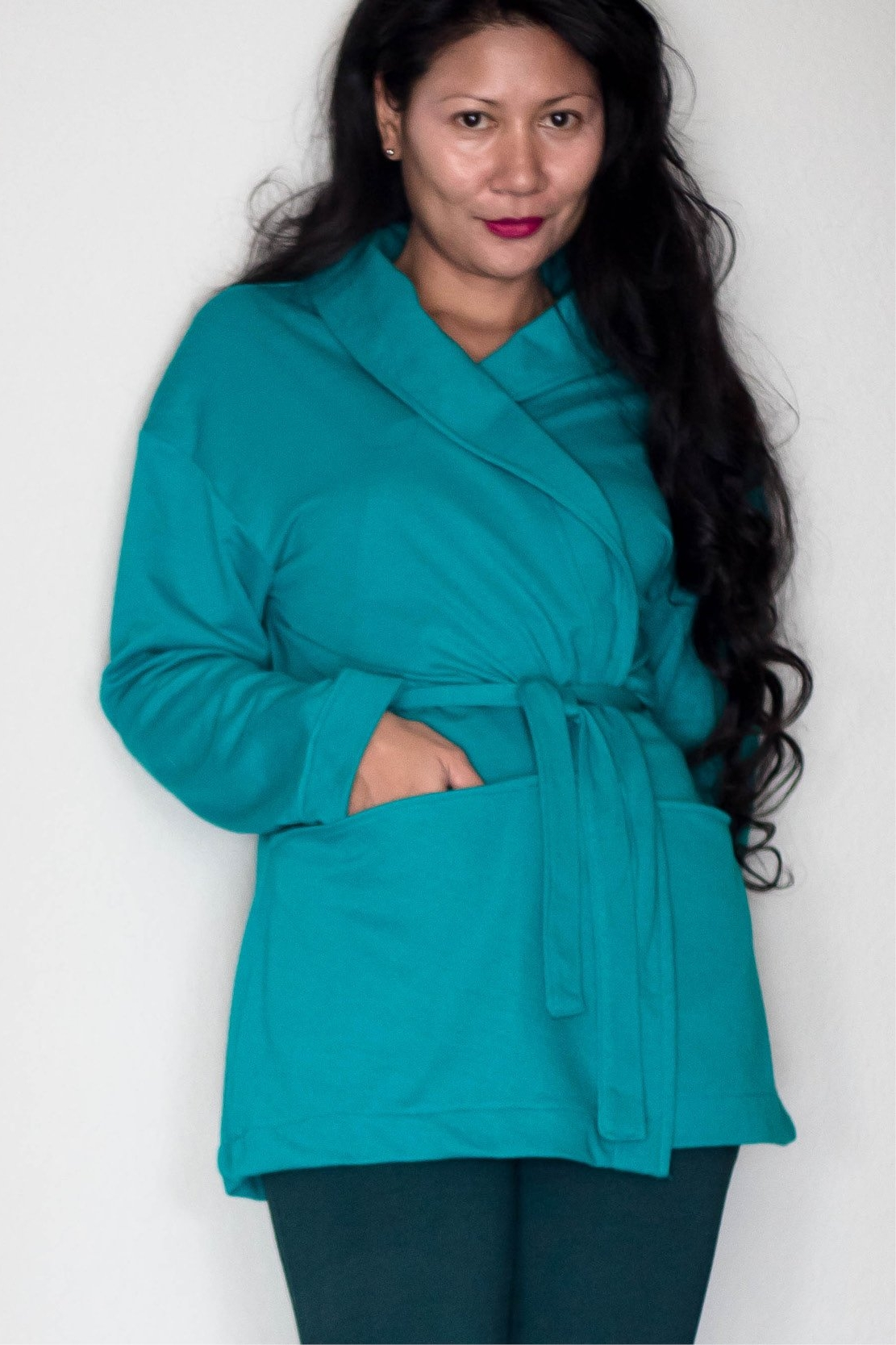 Komi Kimono Jacket by Wardrobe by Me