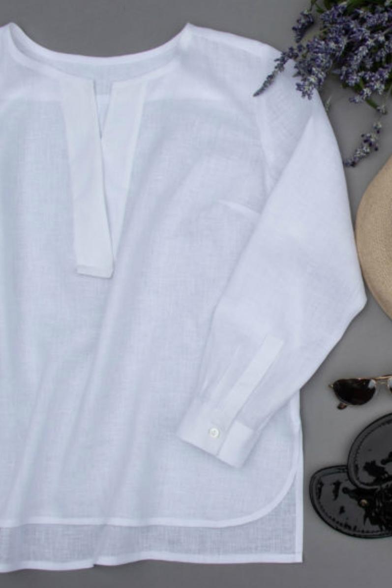 Adley Tunic Shirt from Alice & Ann