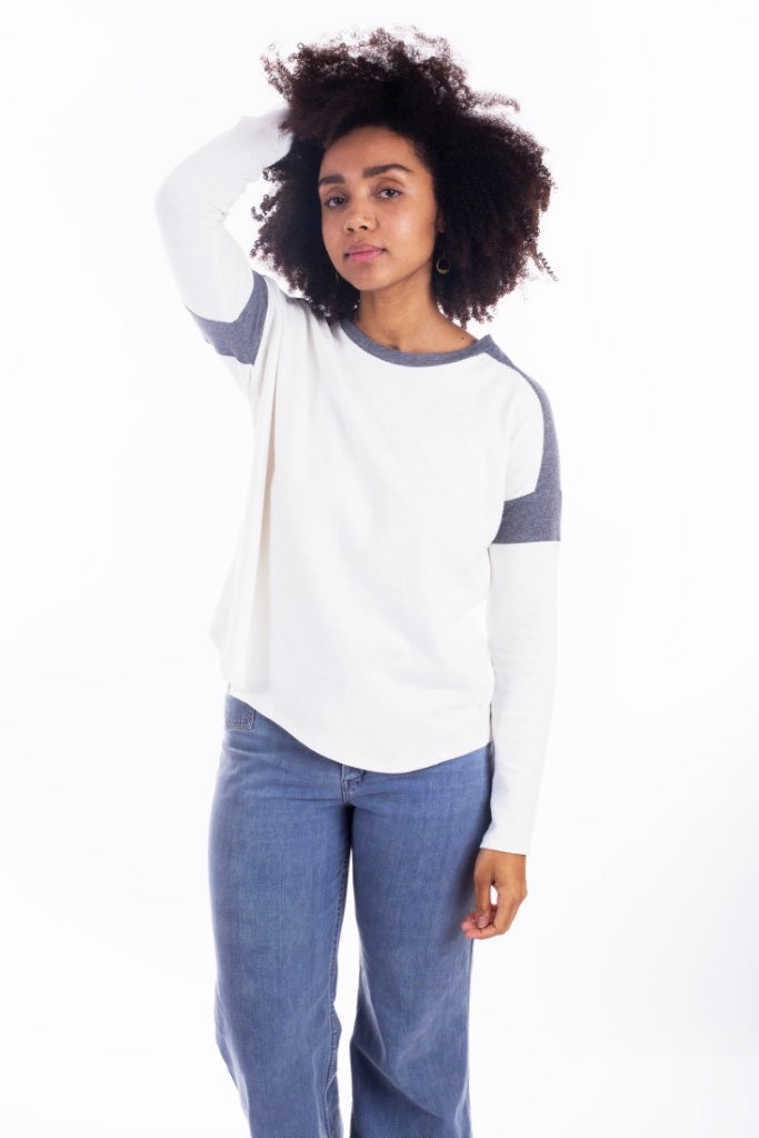 Merlo Field Tee from Sew House Seven