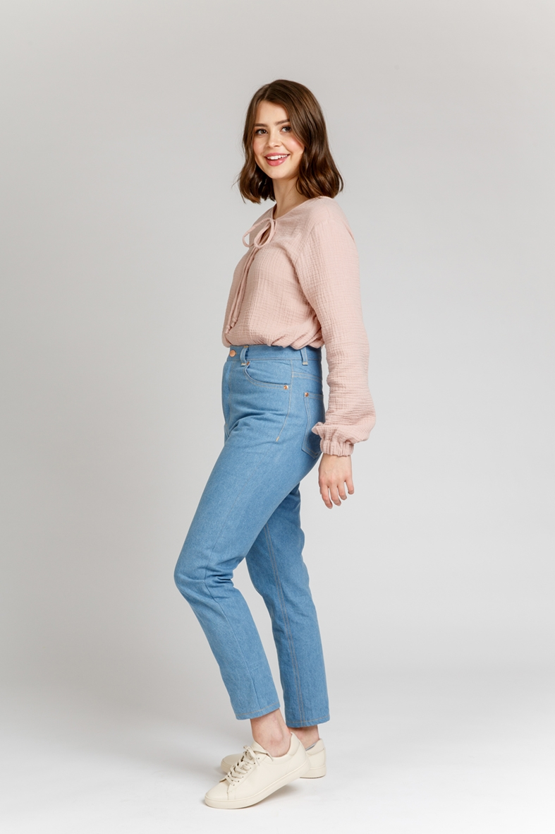 Dawn Jeans from Mgean Nielsen