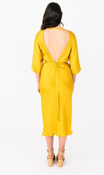 Ravine Dress from Papercut Patterns