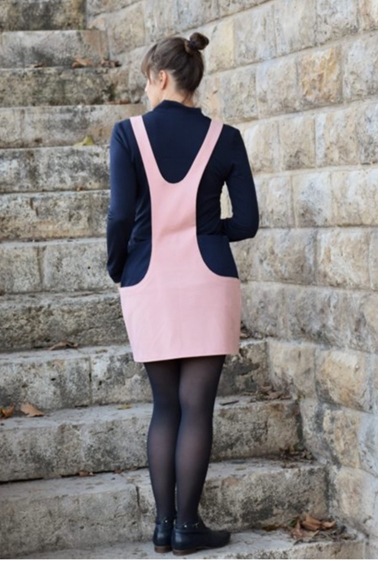 Reyna Dress from Anna Rose patterns