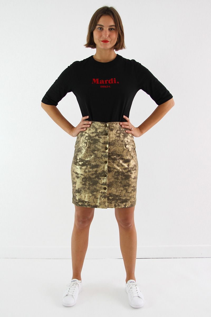 Charlotte pencil skirt from I AM Patterns