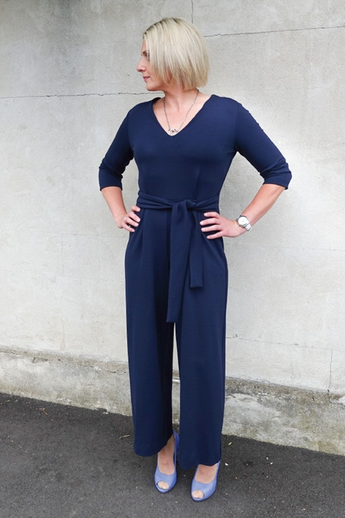 Brice Jumpsuit from Style Arc