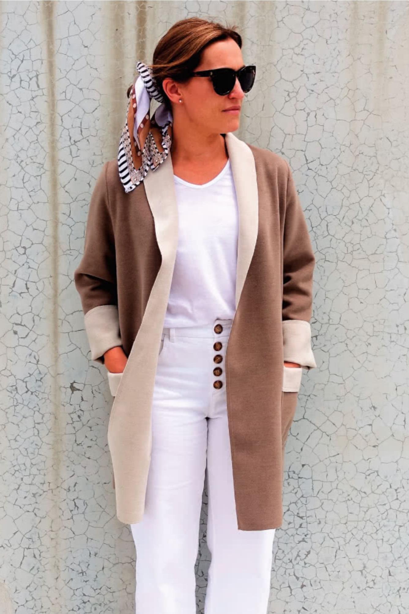 Loren Jacket from Style Arc