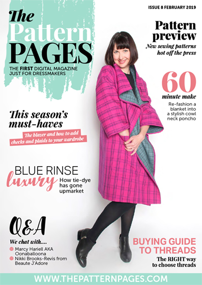 Issue 8 - The Pattern Pages