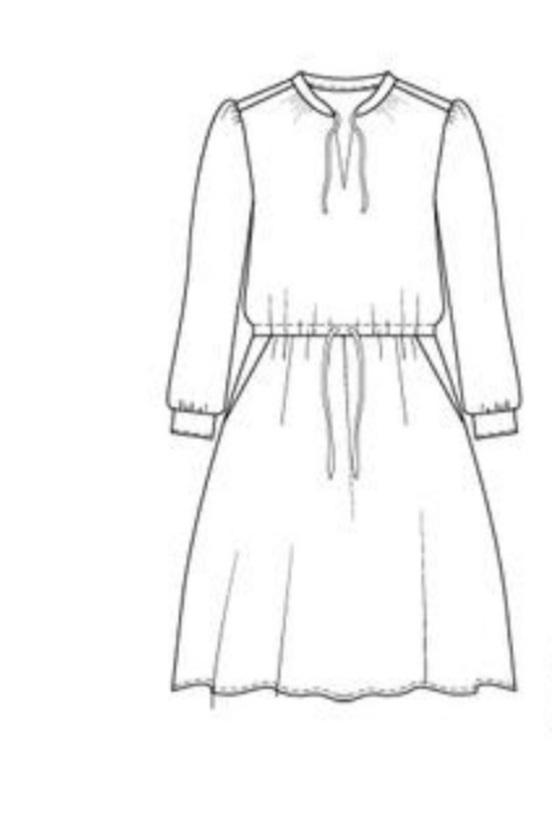 Grace Dress from Wardrobe By Me