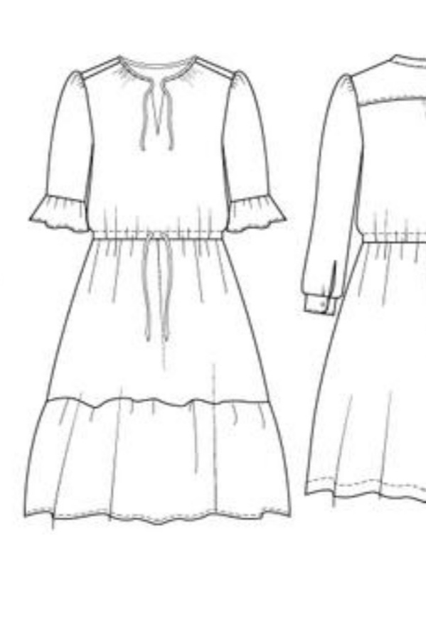 Grace Dress/Tunic from Wardrobe By Me