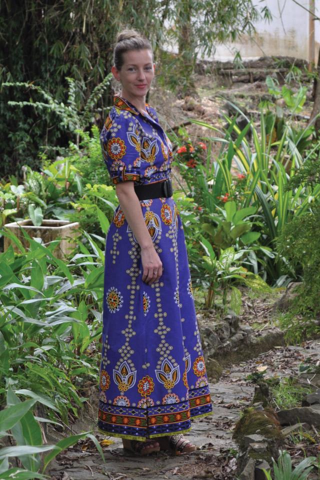 Sedona Shirtdress PDF sewing pattern from Designer Stitch