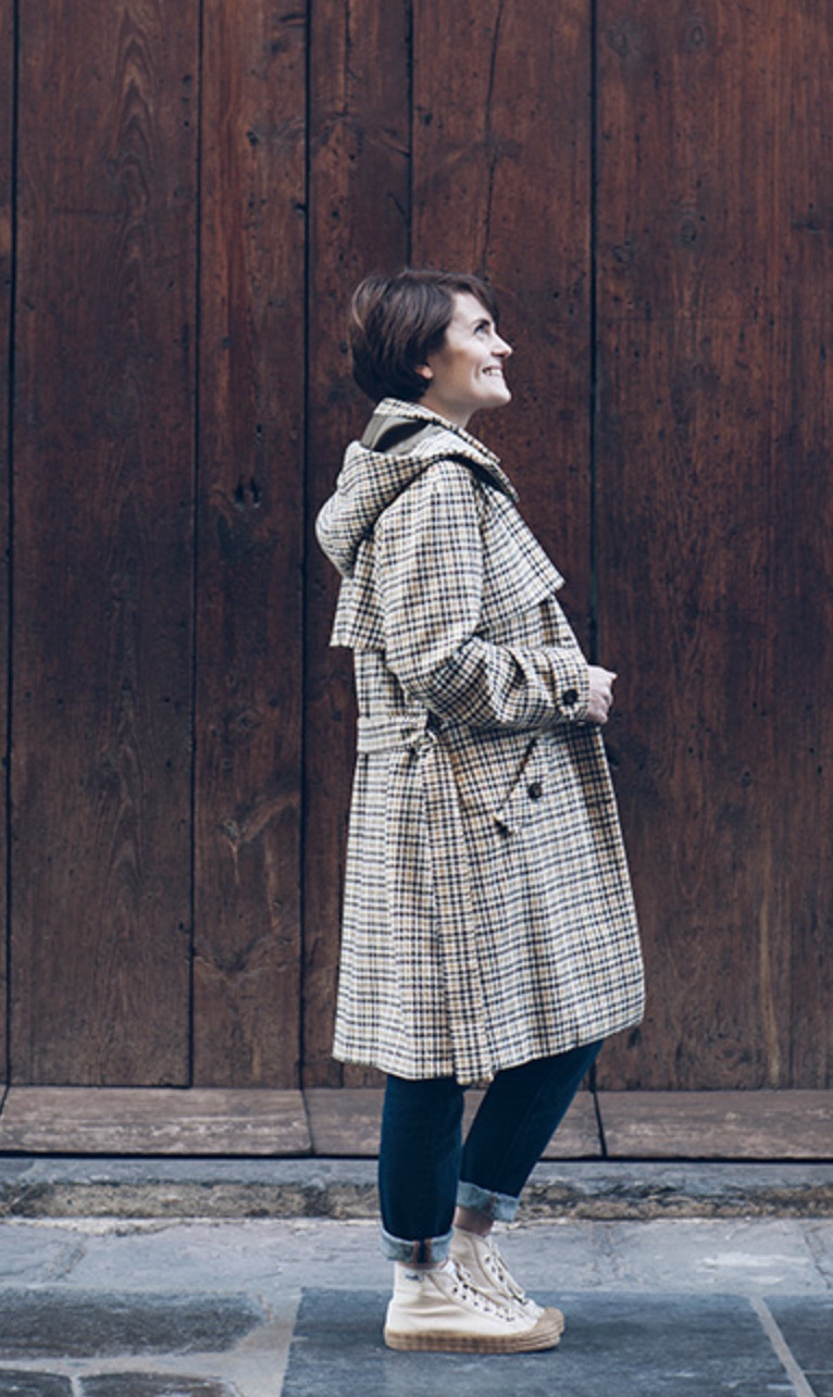 The Serra Jacket from Pauline Alice