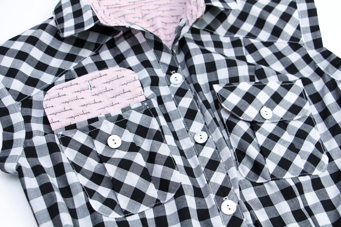 Matilda dress sewing pattern from Megan Nielsen