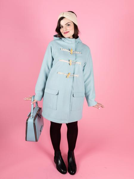 Eden coat sewing pattern from Tilly and the Buttons