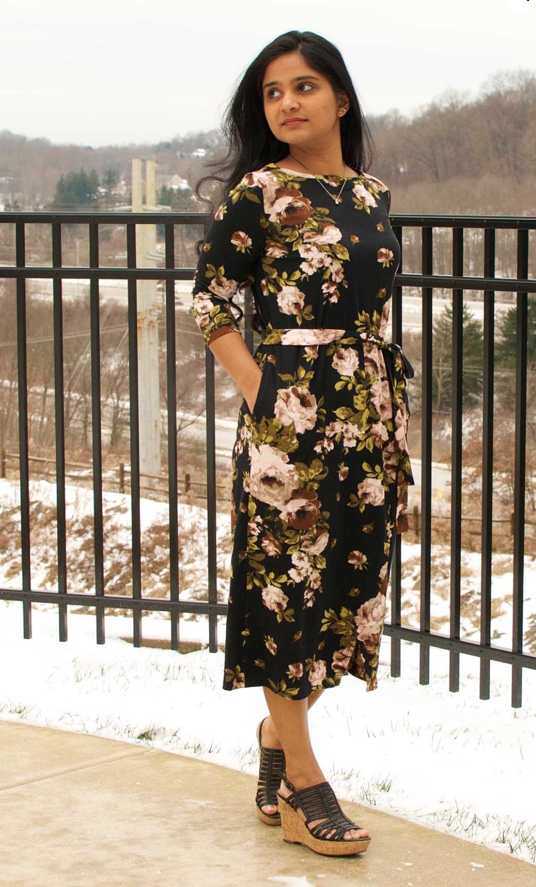 Suzy Dress sewig pattern from Athina Kakou