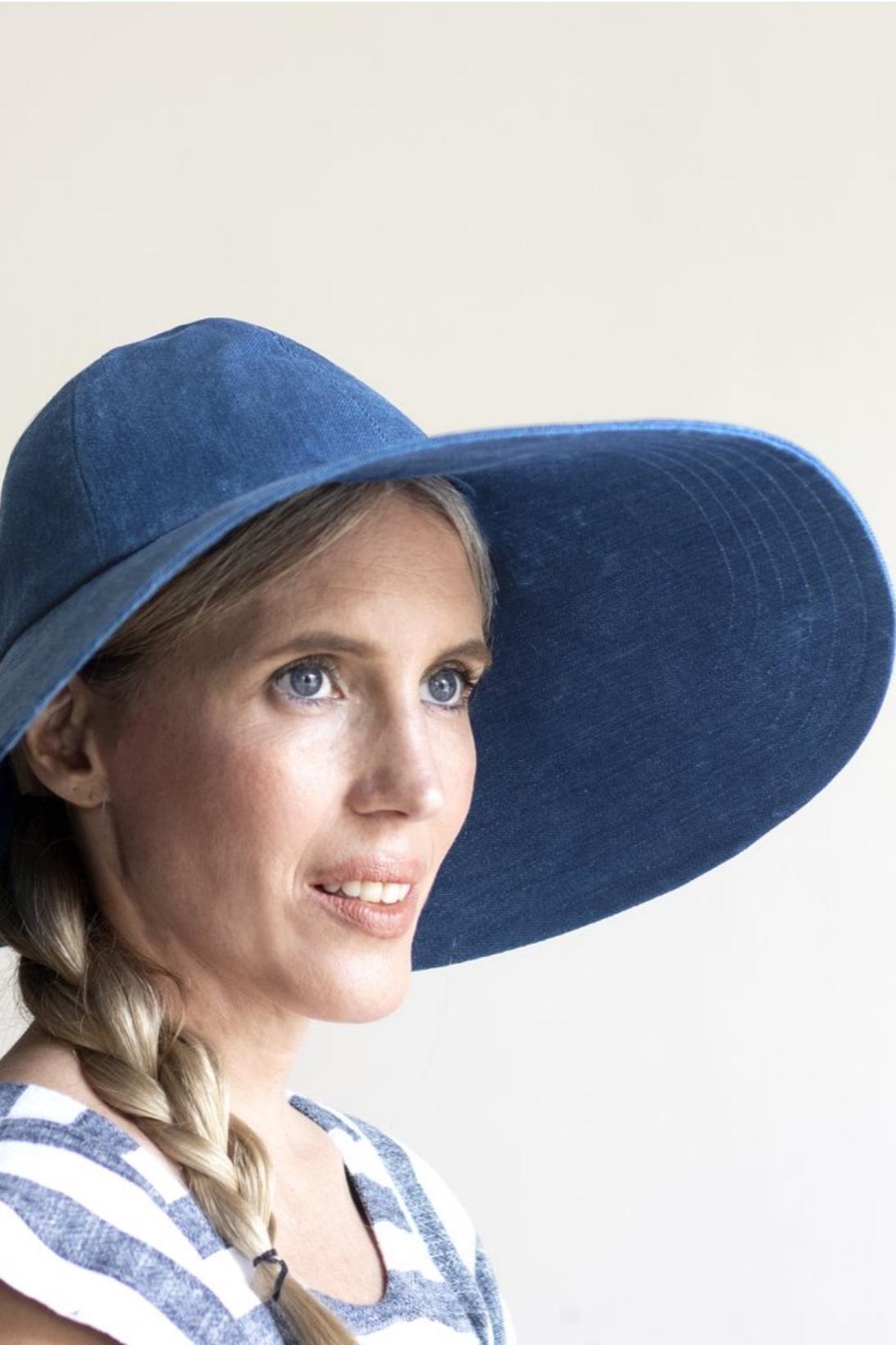 Sulis hat by Pattern Fantastique