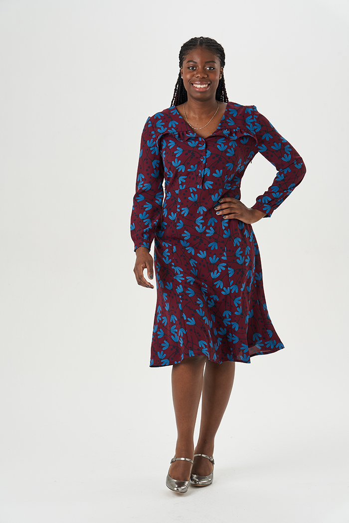 Isla Dress sewing pattern from Sew Over It
