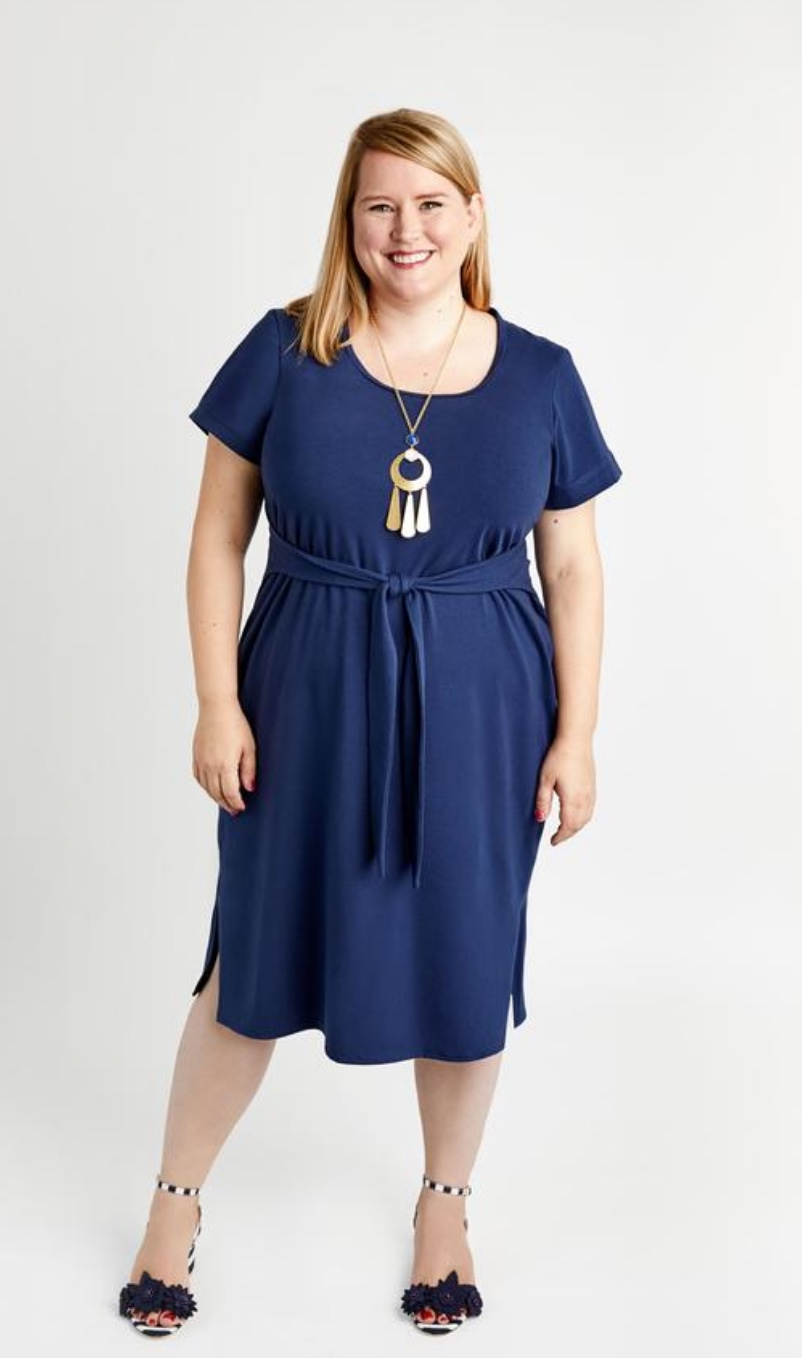 Pembroke Dress from Cashmerette