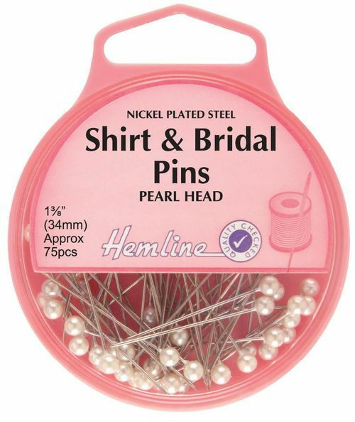 Shirt and bridal pins