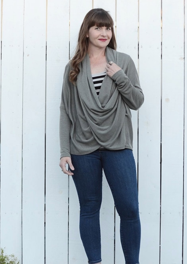 Josephine Jumper from Rebecca Page