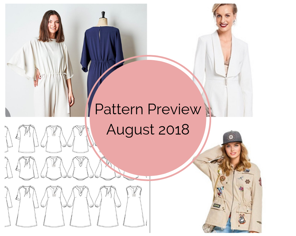 Pattern Preview August 2018
