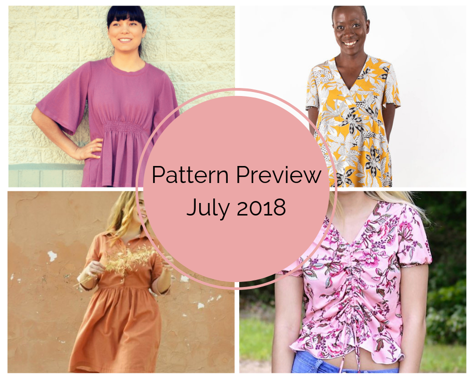 Pattern Preview July 2018