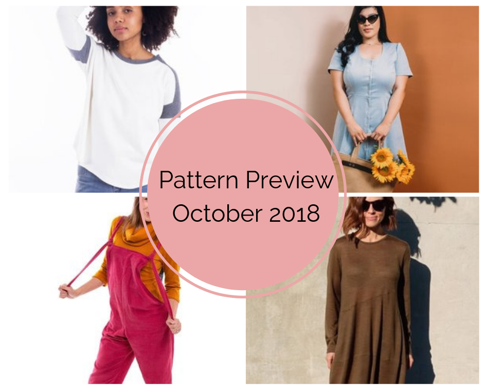 Pattern Preview October 2018