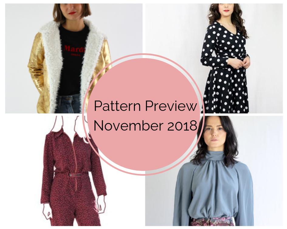 Pattern Preview November 2018