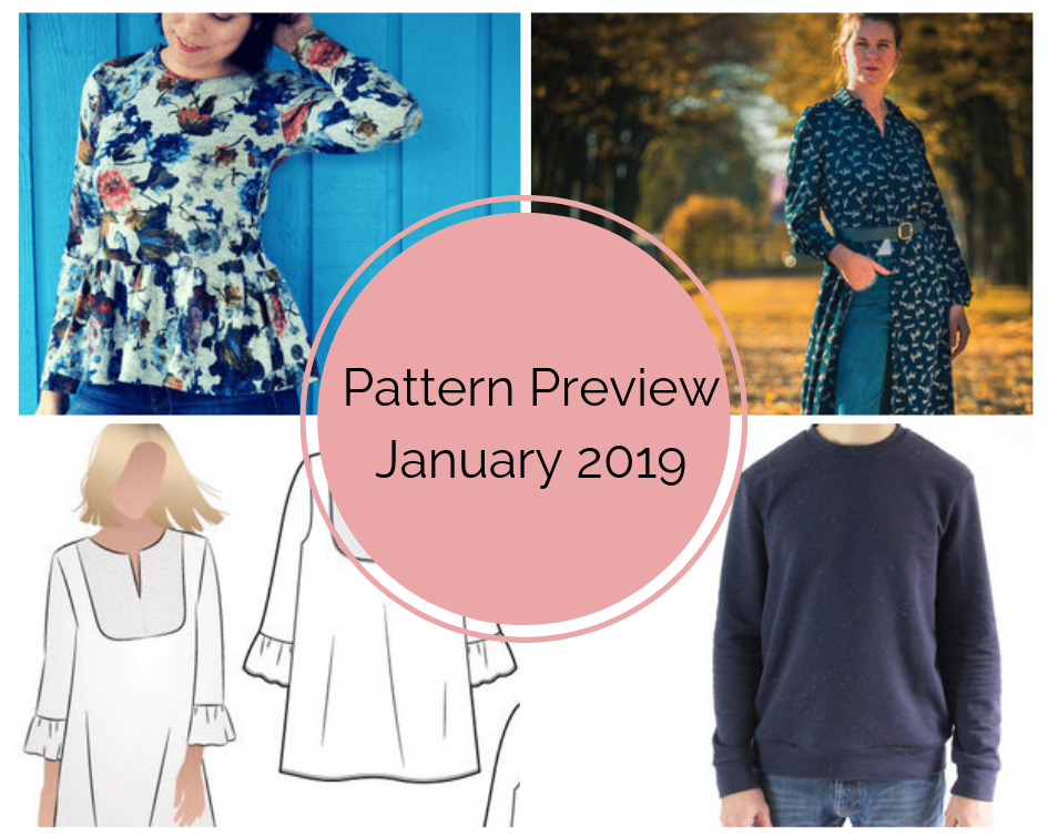 Pattern Preview January 2019