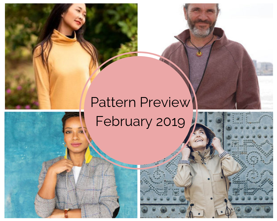 Pattern Preview February 2019