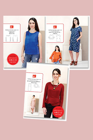 3 new spring pattern from Liesl + Co