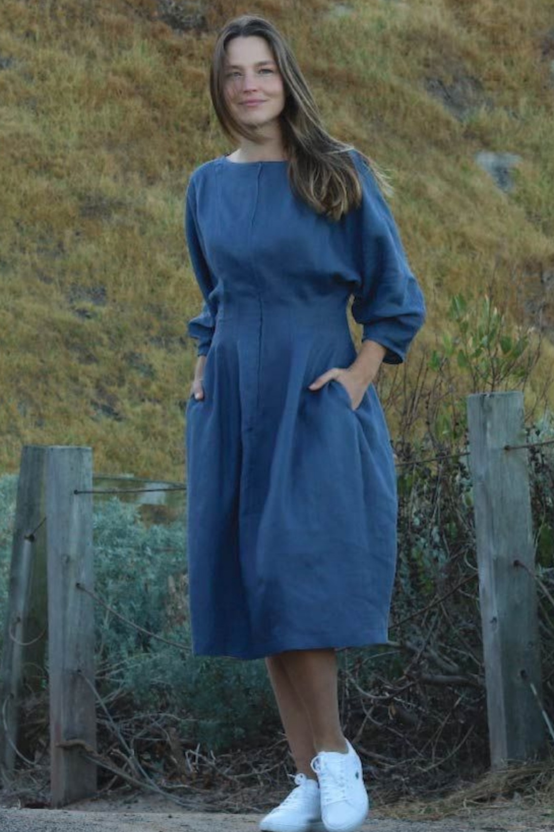 Celine Dress sewing pattern from Iconic Patterns