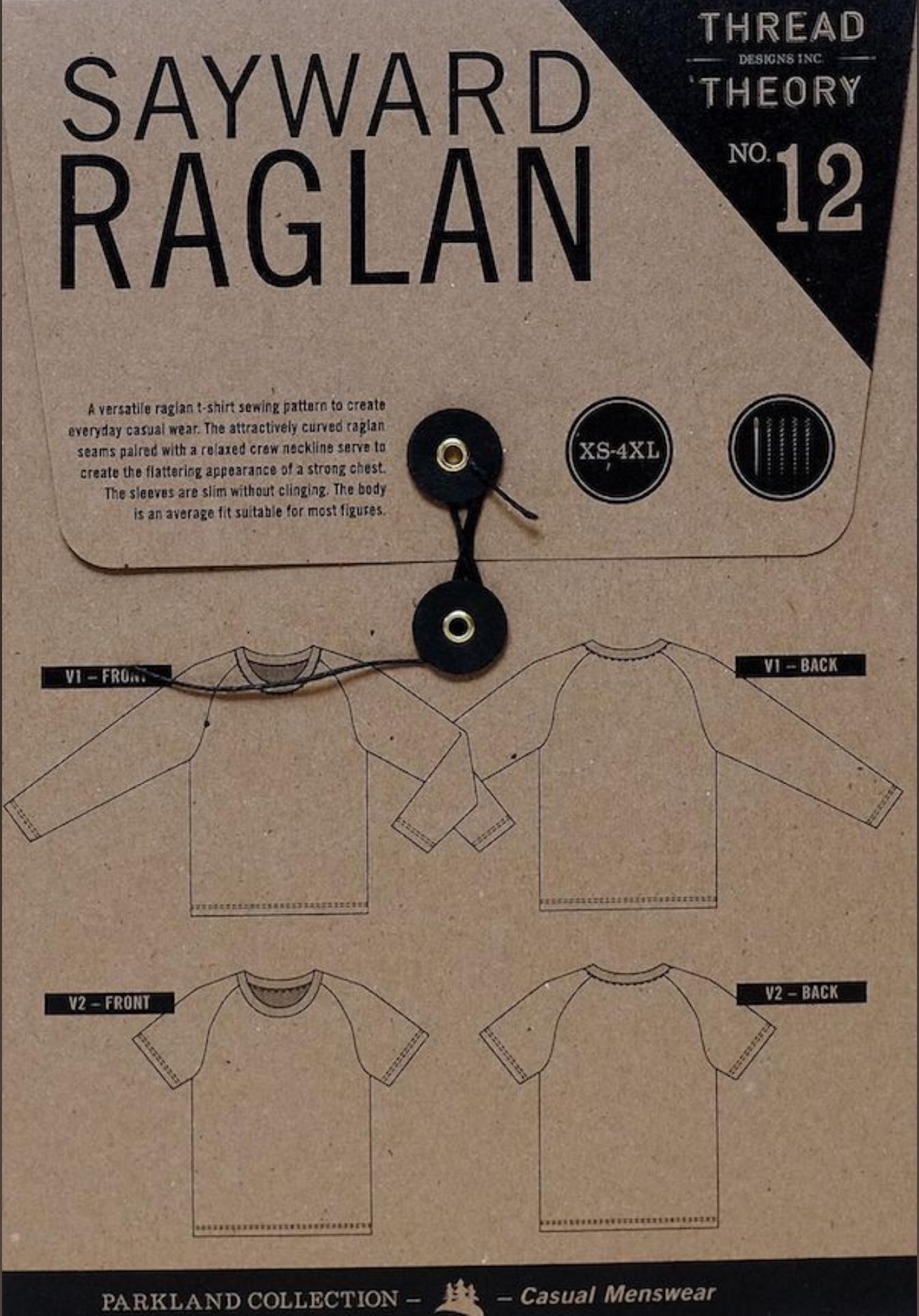 Sayward Raglan by Thread Theory