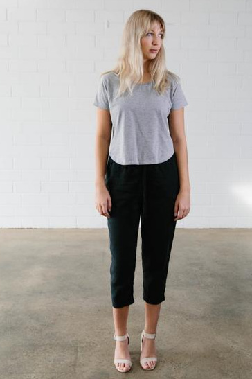 Carine Tee from Elbe Textiles