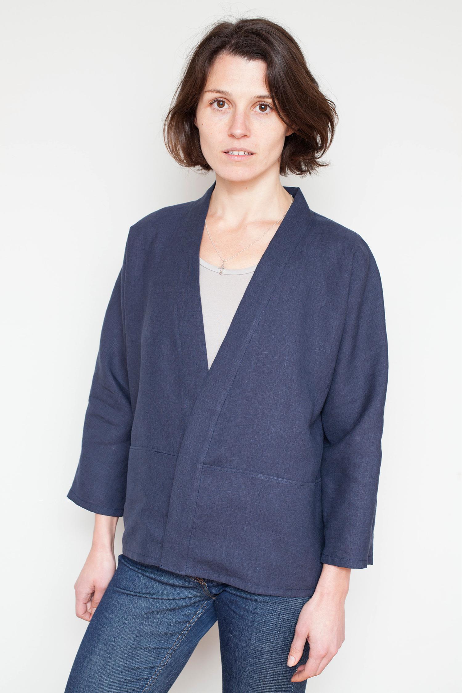 Hana Kimono Jacket from Fabrics Store